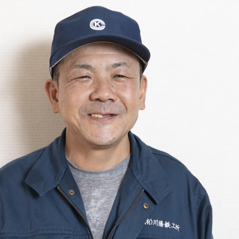 川合孝明さん