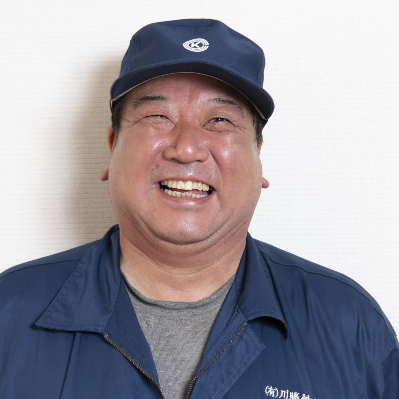 石川正行さん