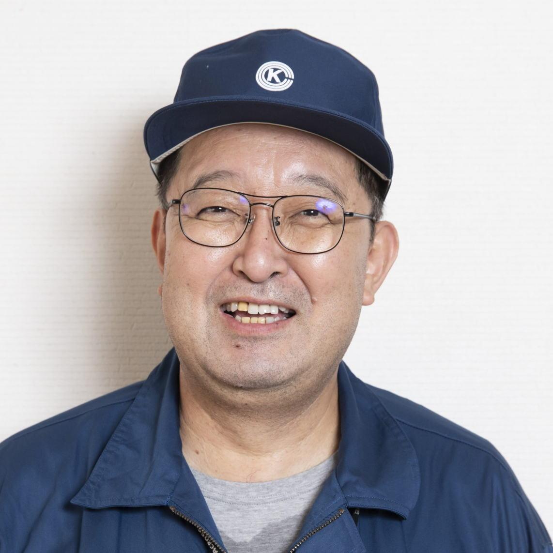 西岡幸男さん